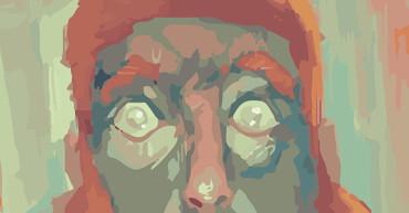 шаттерсток трейс акварели